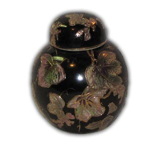 4 inches Oriental Chinese Porcelain Mini Jar